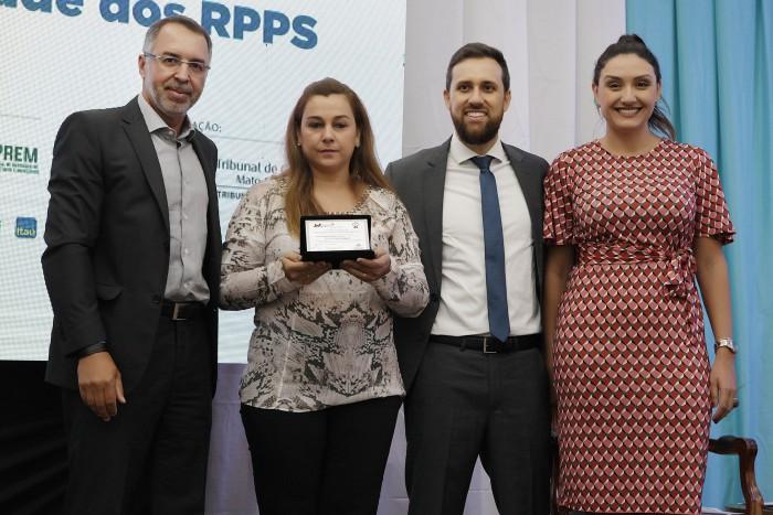 Tribunal de Contas de Mato Grosso reconhece boas práticas de gestão previdenciária através do Programa Previdência Ativa