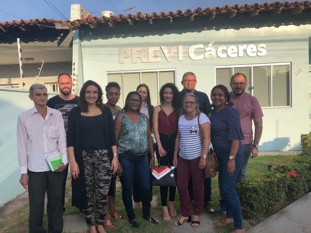 Em meio à crise previdenciária no país, Cáceres conquista Certificado de Regularidade Previdenciária até 2020